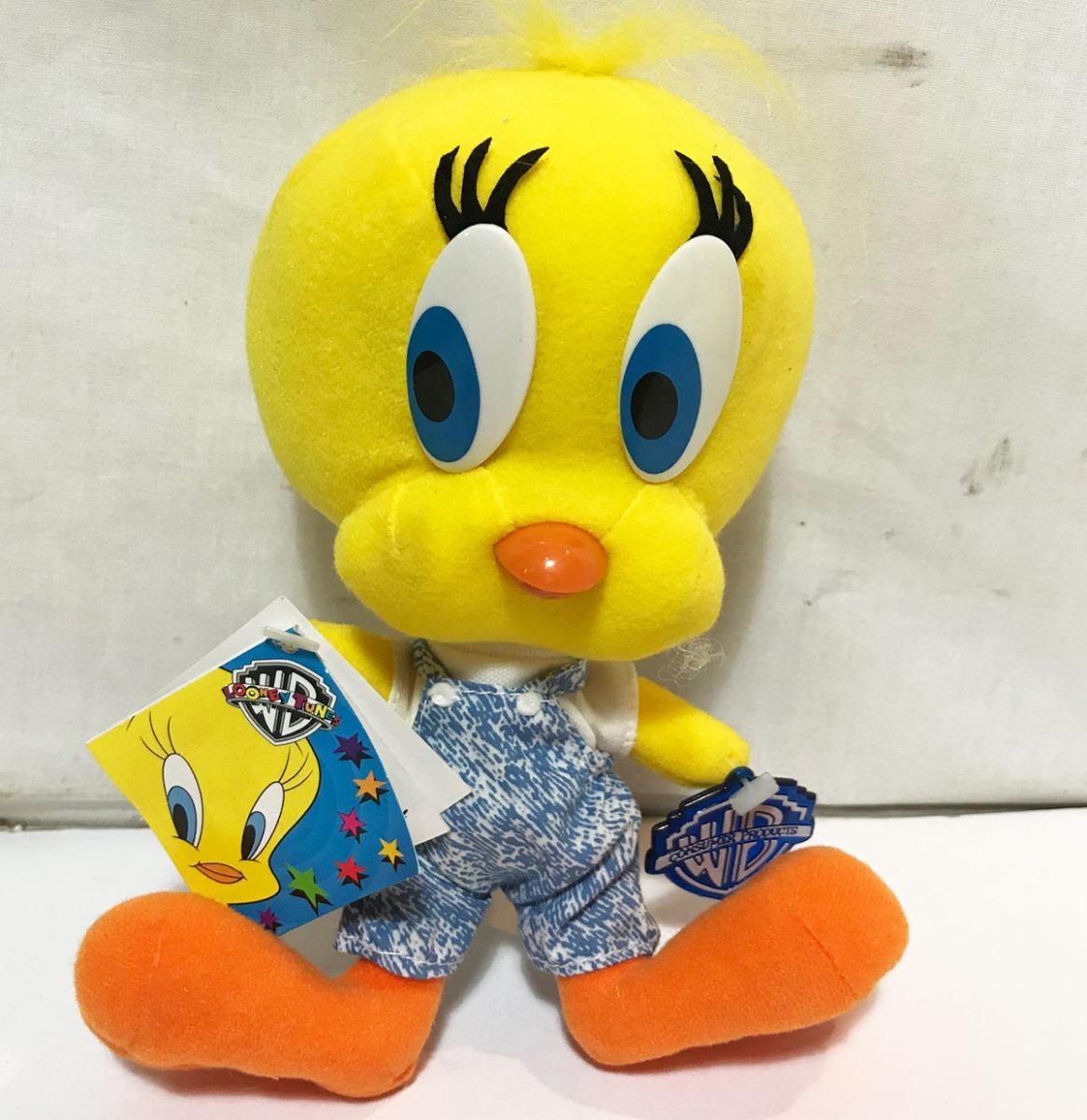 Tweety - Looney Tunes Knuffel 19 cm