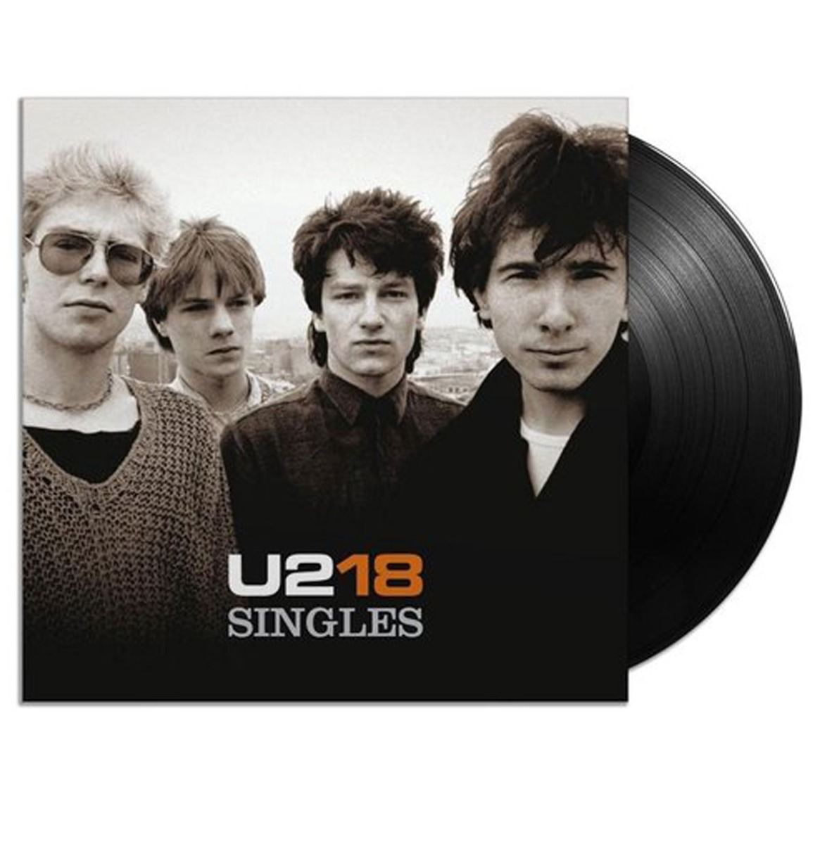 U2 - 18 Singles 2 LP