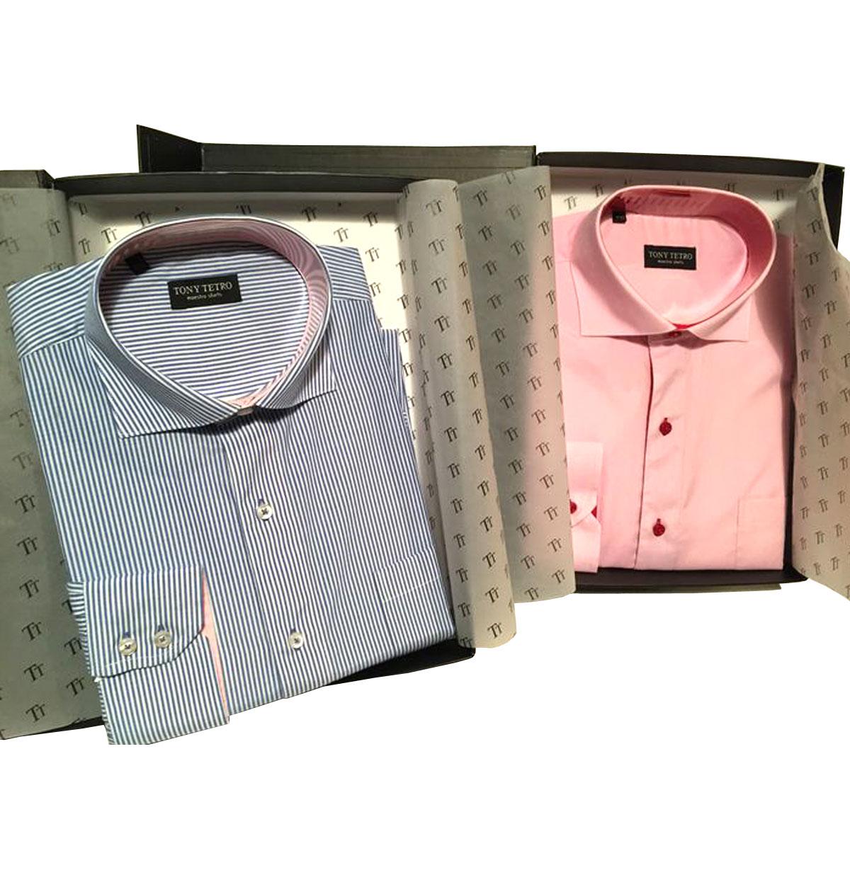 Tony Tetro Maestro Shirt, Roze