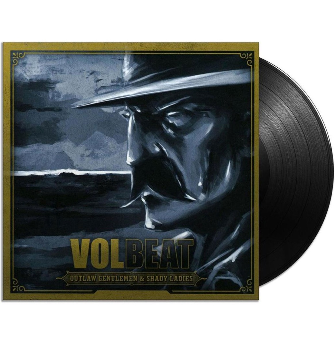 Volbeat - Outlaw Gentlemen & Shady Ladies 2LP + Bonus CD