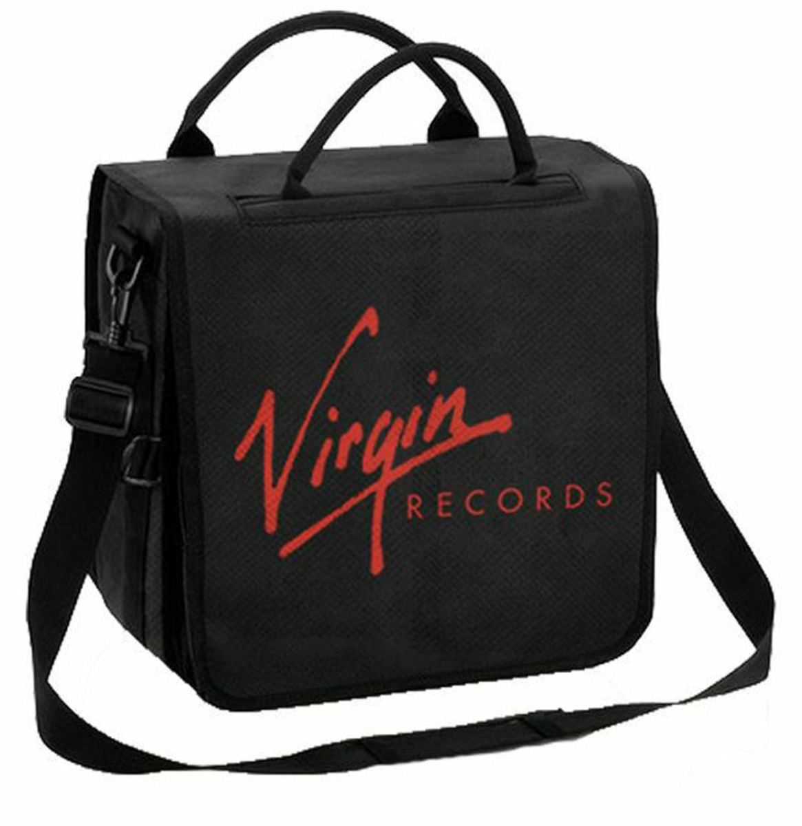 Virgin Records Flaptop Platentas