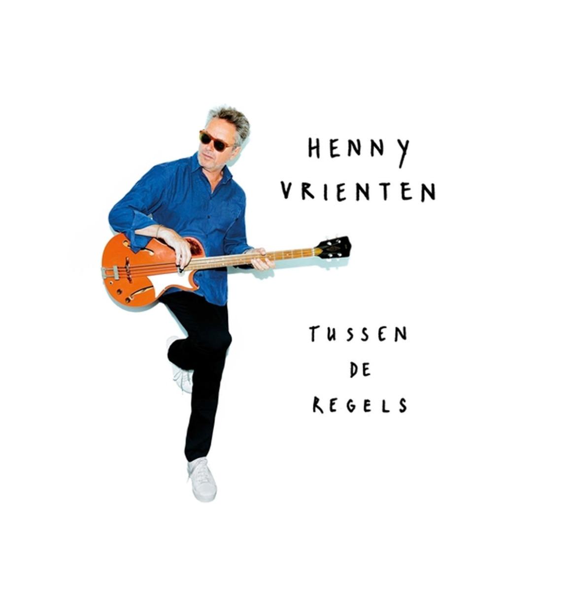 Henny Vrienten Tussen De Regels - LP
