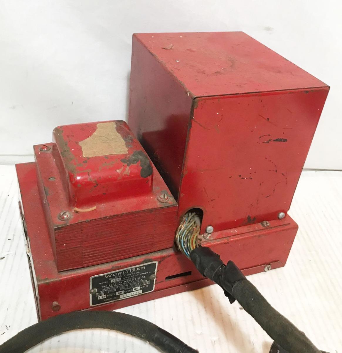 Wurlitzer Stepper model 219 - Voor jukebox modellen 1015, 1080, 1100 (no 2)