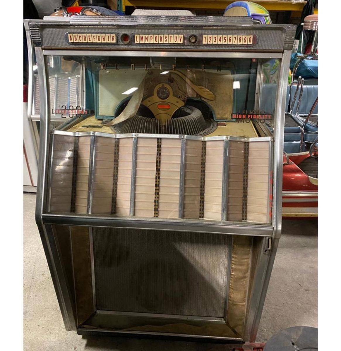 Wurlitzer 2250 Jukebox - Origineel