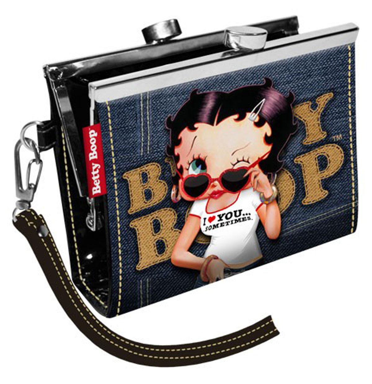 Betty Boop Jeans portemonnee