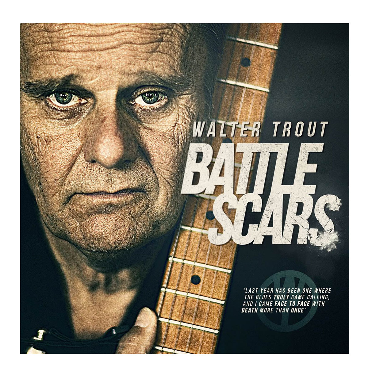 Walter Trout - Battle Scars 2LP