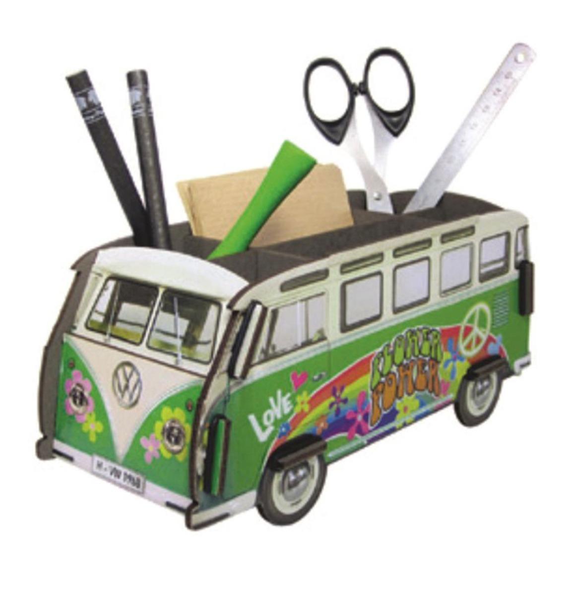 Volkswagen T1 Bus Potloodhouder - Peace