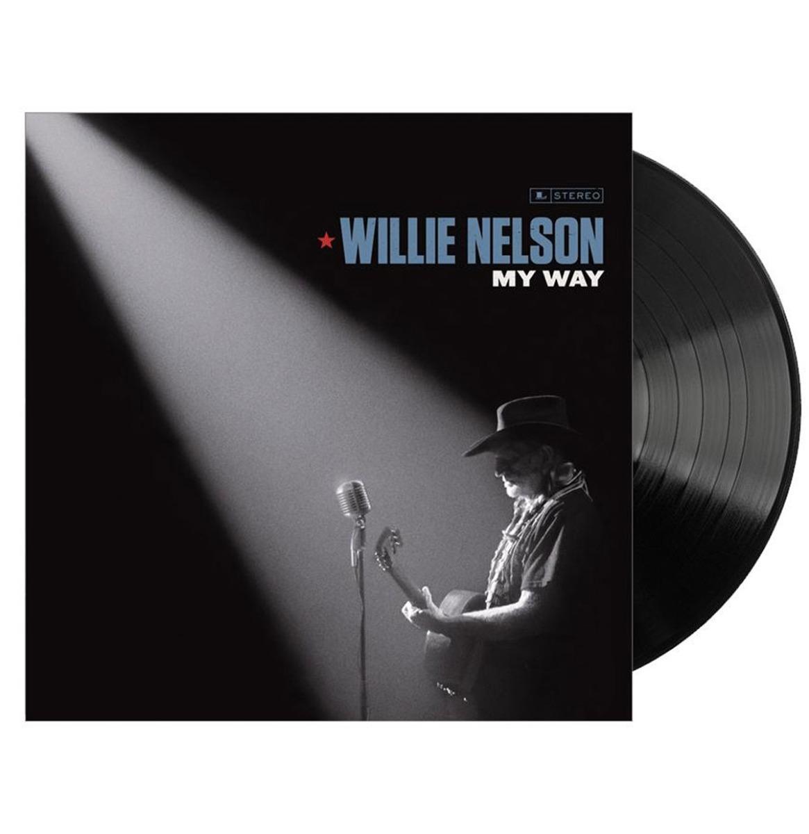 Willie Nelson - My Way (Sings Frank Sinatra) LP