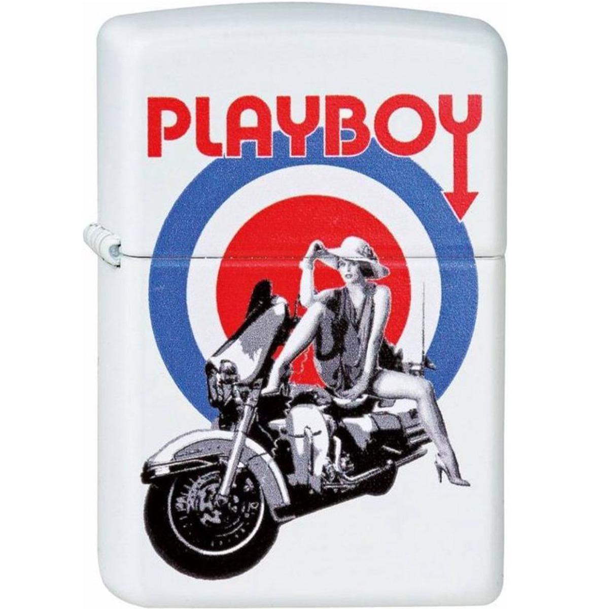 Zippo Aansteker Playboy Bullseye