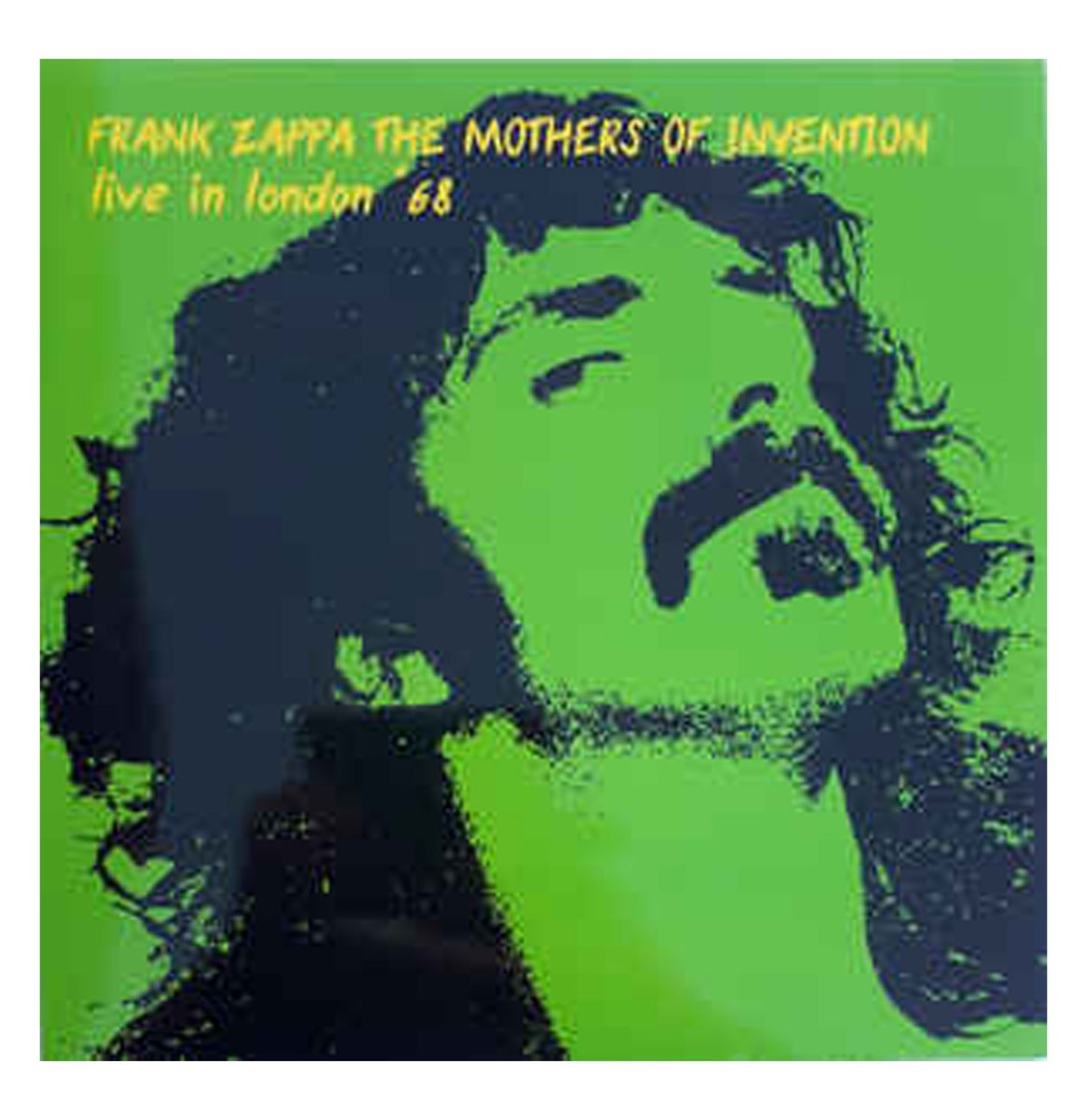 Frank Zappa & The Mothers Of Invention - Live In London '68 Vinyl