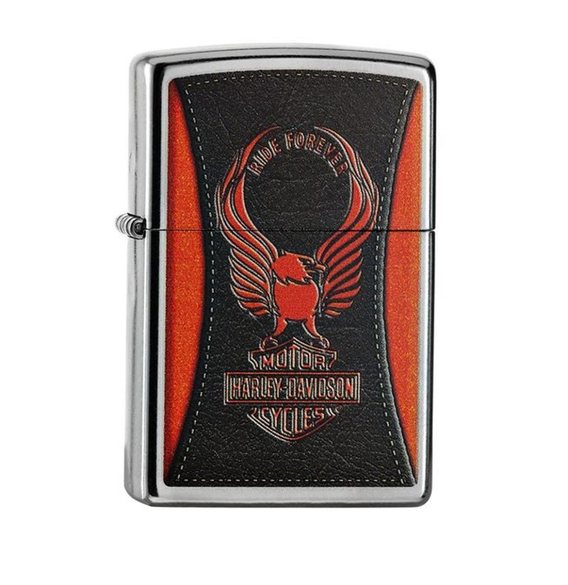 Zippo Aansteker Harley-Davidson Ride Forever
