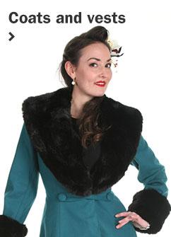 Coats and vests