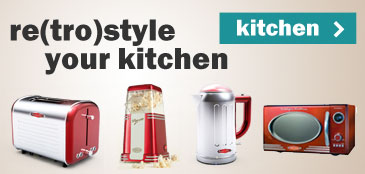 Re(tro) style your Kitchen