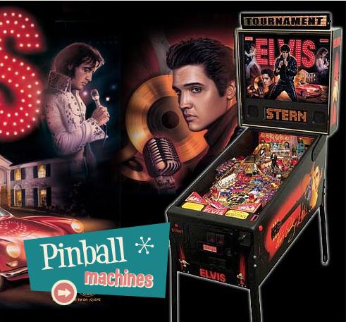 Pinball Machines - Flipperkasten