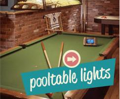 Pooltable Light
