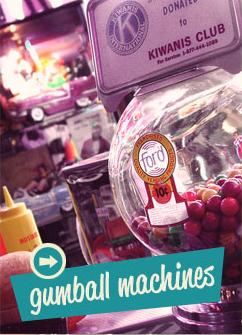 Gumball Machines - Kauwgomballenautomaat