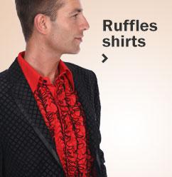 Ruffles Shirts