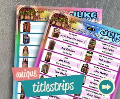 Jukebox Titlestrips