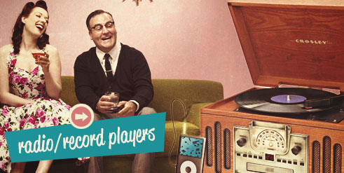 Radio - Recordplayers