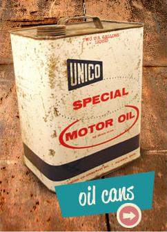 Olie blikken - Oil Cans