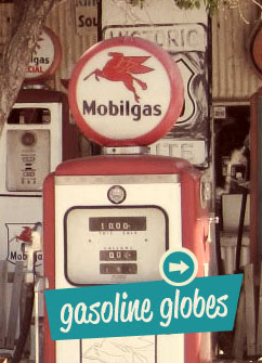 Gasoline Globes