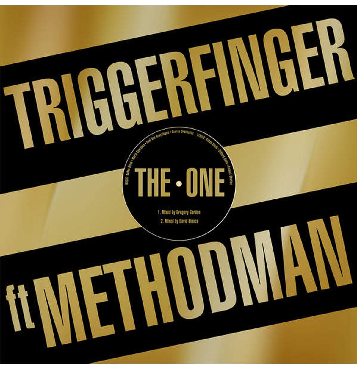 Triggerfinger ft. Methodman - The One LP